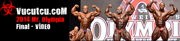 2014 Mr. Olympia Final Video