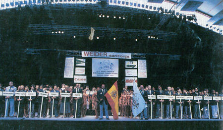 1987 World Bodybuilding Championships