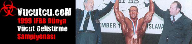 1999 IFBB Dünya Vücut Geliştirme Şampiyonası