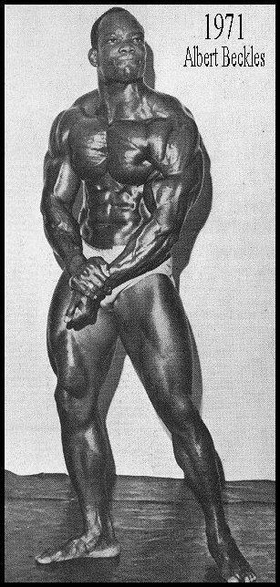 Albert Beckles