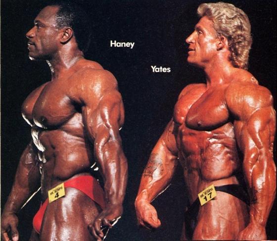 Mr. Olympia 1991