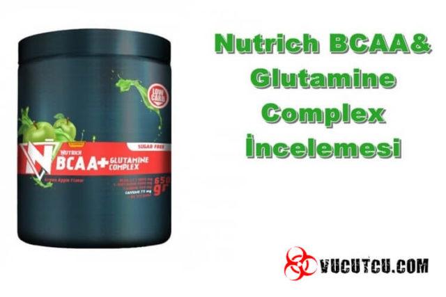 Nutrich BCAA&Glutamine ürün İnceleme