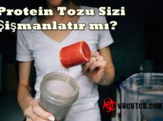 Protein tozu ve kilo alma