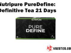 Nutripure PureDefine Definitive Tea 21 Days Ürün İncelemesi